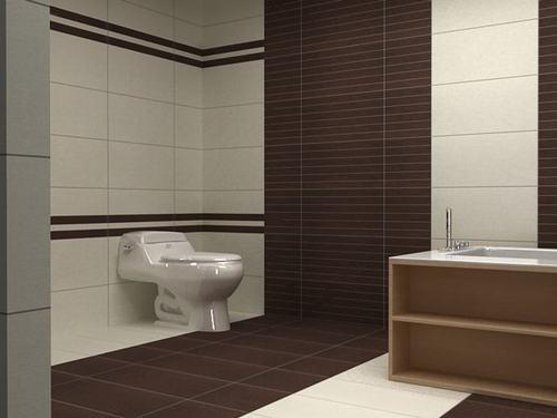 gạch ốp tường nhà vệ sinh