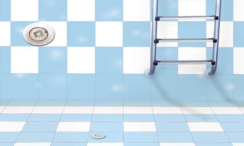 gạch lát nền màu xanh nước biển 3