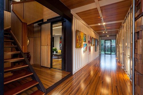 Gạch ốp tường màu gỗ – đem thiên nhiên đến với ngôi nhà của bạn!