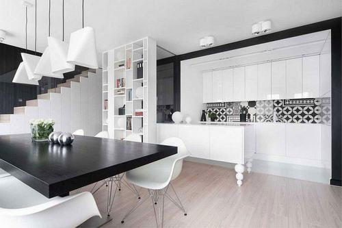 Gạch ốp tường màu trắng – đem tới sự hoàn hảo cho ngôi nhà của bạn!