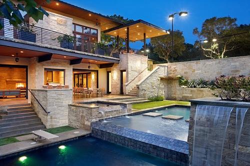 Gạch ốp tường ngoại thất – vẻ hoàn mỹ cho ngôi nhà bạn