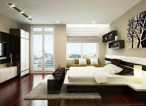 Cách chọn gạch ốp tường phòng ngủ, cho một không gian đẹp, thư giãn
