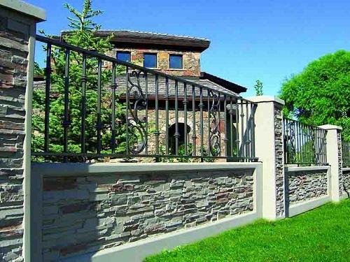 Gạch ốp tường rào – Sự hoàn thiện hoàn hảo cho căn hộ
