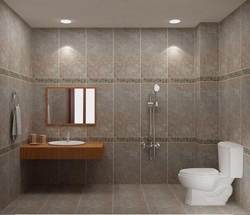 99+ Ý tưởng chọn mẫu gạch ốp tường nhà vệ sinh đẹp, hiện đại nhất