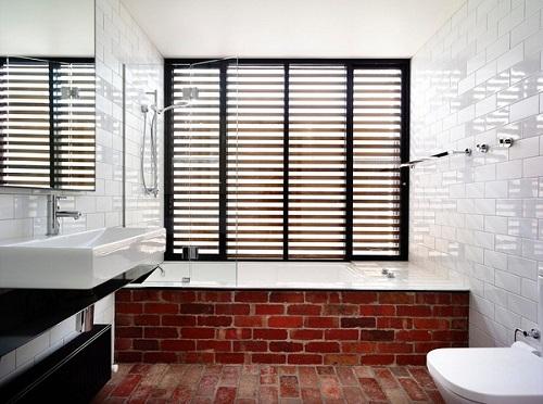 Ốp gạch lên tường cũ -Sự thay đổi kì diệu cho không gian nhà bạn
