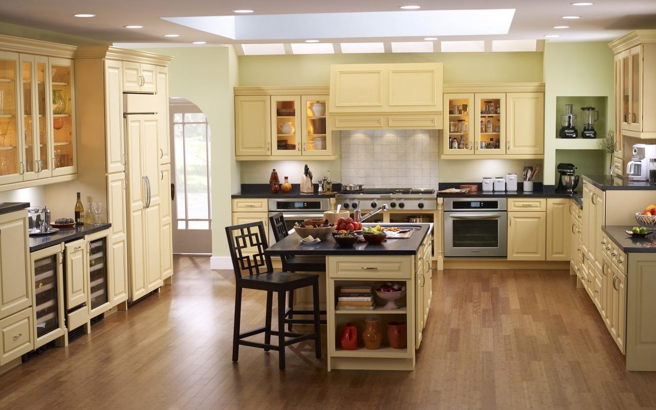 Làm sao để chọn gạch lát nền nhà bếp đẹp? Tư vấn từ chuyên gia
