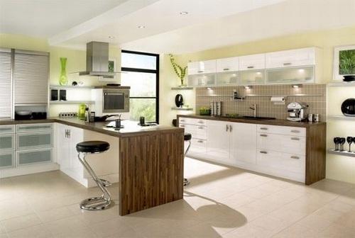gạch lát nền phòng bếp