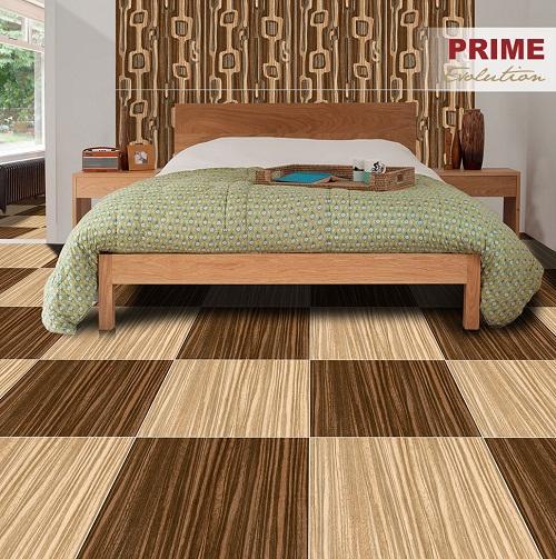 Gạch giả gỗ Prime 50×50 – Lựa chọn hoàn hảo cho mọi công trình