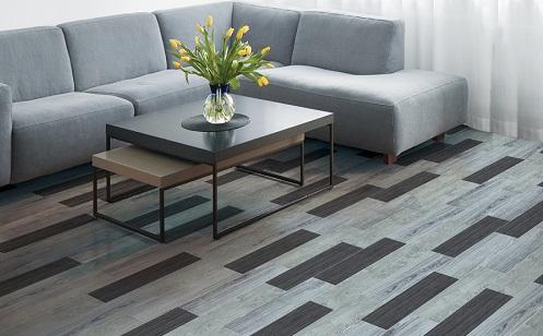 Ý tưởng thiết kế gạch giả gỗ 15×60 đầy phá cách, độc đáo