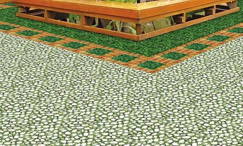 Những điều cần biết về gạch lát sân vườn giá rẻ Đồng Tâm, Viglacera
