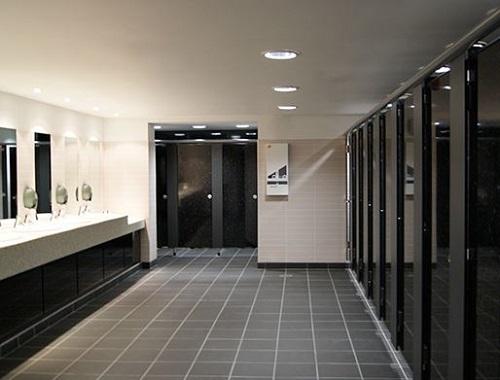 gạch lát nền nhà vệ sinh đồng tâm 4