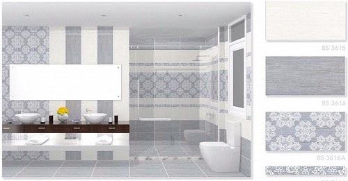 Hướng dẫn lựa chọn gạch ốp nhà vệ sinh Đông Tâm đẹp nhất.