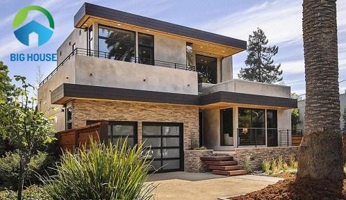Làm sao để chọn cho mình mẫu gạch ốp mặt tiền nhà đẹp?