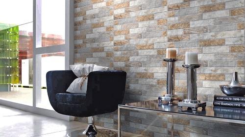 Gạch ốp tường phòng khách Catalan Titan 3154