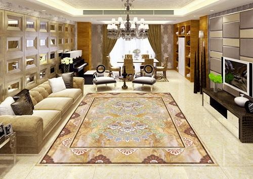 Cách chọn gạch lát nền phòng khách nhà ống Đẹp – Sang trọng