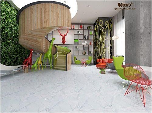 Tổng hợp mẫu gạch Vitto 60×60 Chất lượng cao mà bạn nên biết