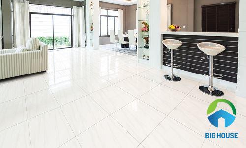 TOP 3 mẫu gạch lát nền phòng khách Đồng Tâm