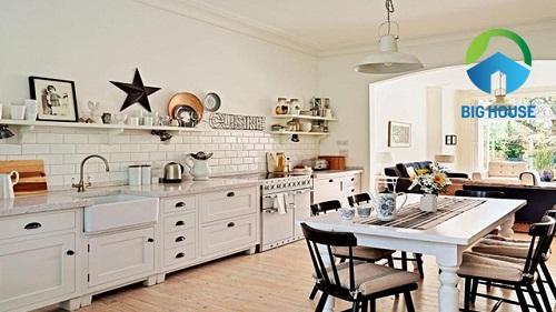 Chuyên gia giải đáp: Vì sao nên sử dụng gạch ốp bếp Ý Mỹ?