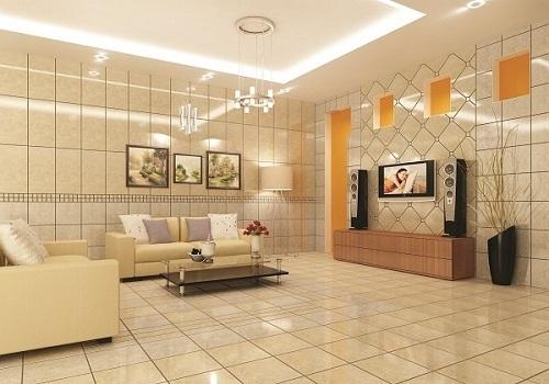 Cách lựa chọn gạch ốp tường phòng khách Đồng Tâm