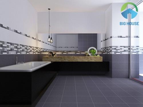 3 nguyên tắc chọn gạch phòng tắm Viglacera đẹp và chất lượng