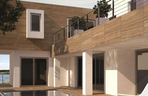 Cách chọn gạch ốp tường giả gỗ cho từng không gian nhà ở