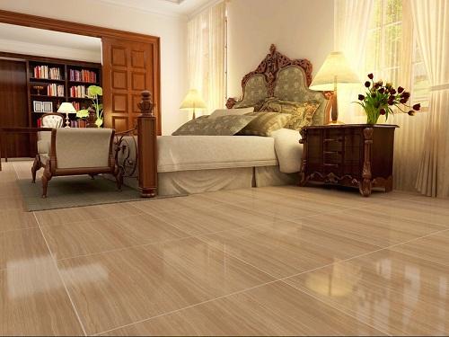 Gạch giả gỗ phòng ngủ – Lựa chọn hàng đầu cho kiến trúc hiện đại